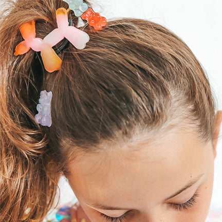 Lucy Knot Tie Back Headband