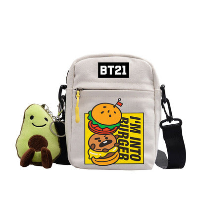 BT21 Messenger Bag