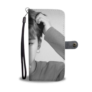 BTS LY Answer Jimin L Version Wallet Phone Case