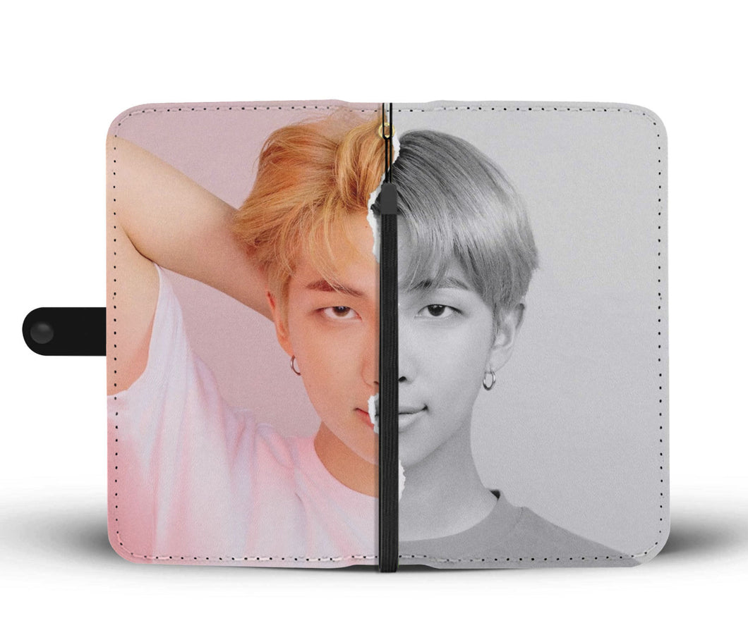 BTS LY Answer RM L Version Wallet Phone Case