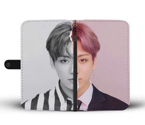BTS LY Answer Jungkook L Version Wallet Phone Case
