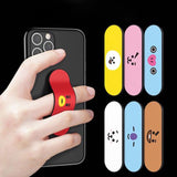 BT21 Mobile Phone Bracket