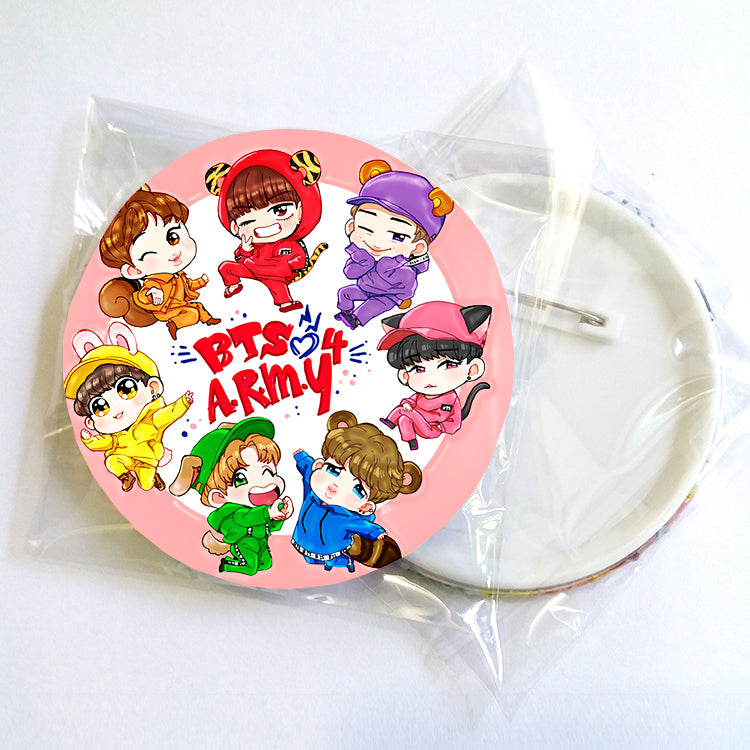 BTS ARMY Badge