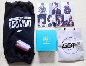 Got7 Gold Box (JUNE)-READ DESCRIPTION- *CANCEL ANYTIME* - Bibimbox Subscription Box