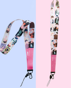 Map of the Soul: Persona Lanyard