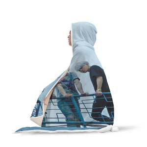 GOT7 If You Do Hooded Blanket