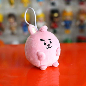 BT21 Round Plush Doll