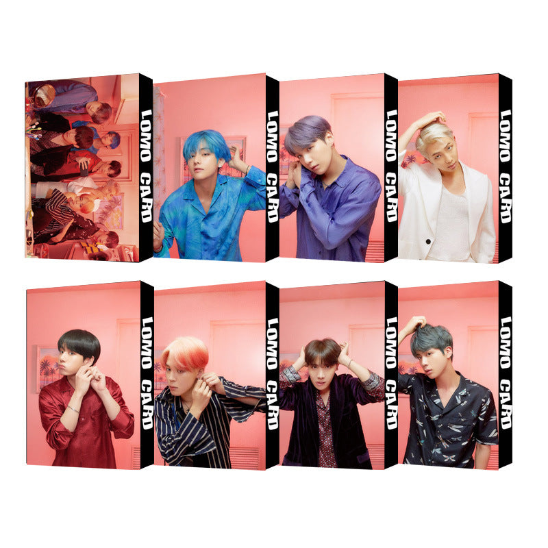 Boy With Luv Photo Cards