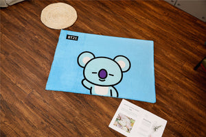 BT21 Single Blanket