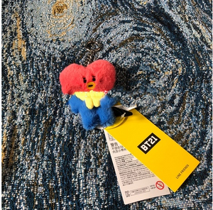 BT21 Baby Plush Pendant
