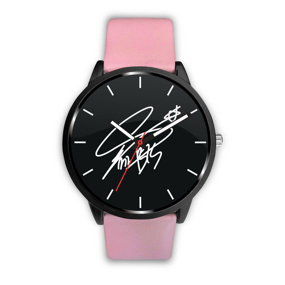 Suga Signature Watch
