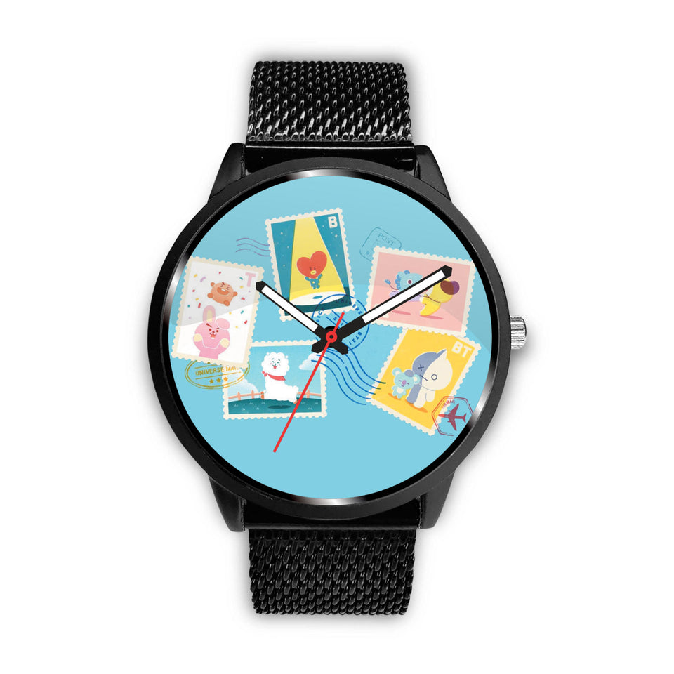 BTS World Watch
