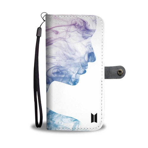 BTS Face Yourself Wallet Phone Case