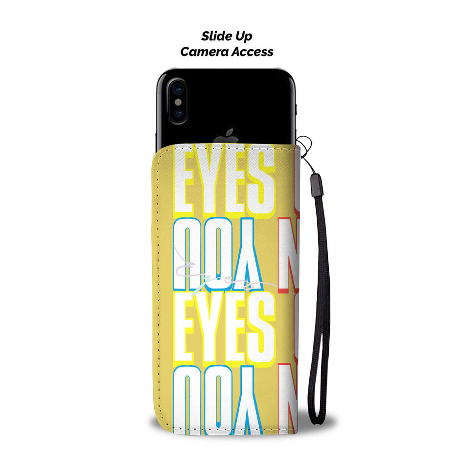 Got7 Eyes On You Wallet Phone Case