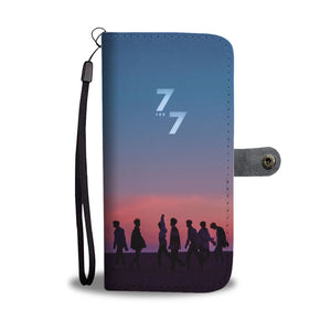 Got7 7 for 7 Wallet Phone Case