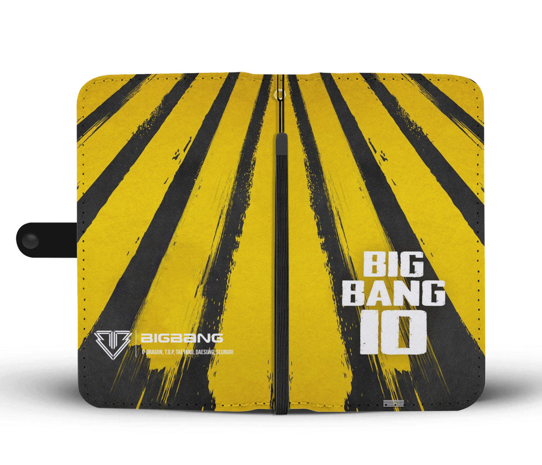BigBang 10 Wallet Phone Case