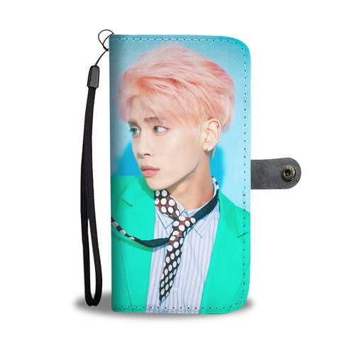 SHINee Jonghyun She Is Wallet Phone Case
