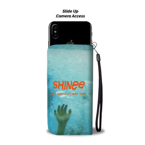 SHINee Odd Wallet Phone Case