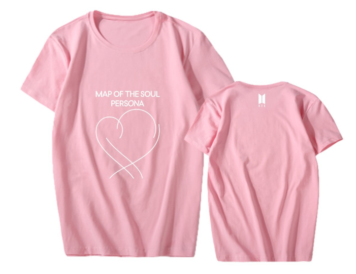 Map of the Soul: Persona Shirt (Asian Size)