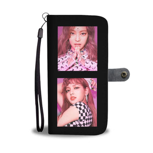 Blackpink Square Up Wallet Phone Case