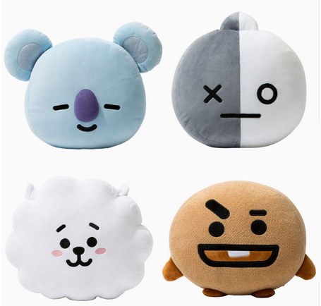BT21 Character Plush Dolls