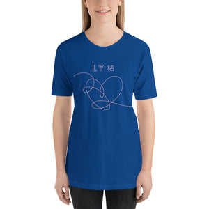 BTS Love Yourself: Answer Heart Tee (US Size)