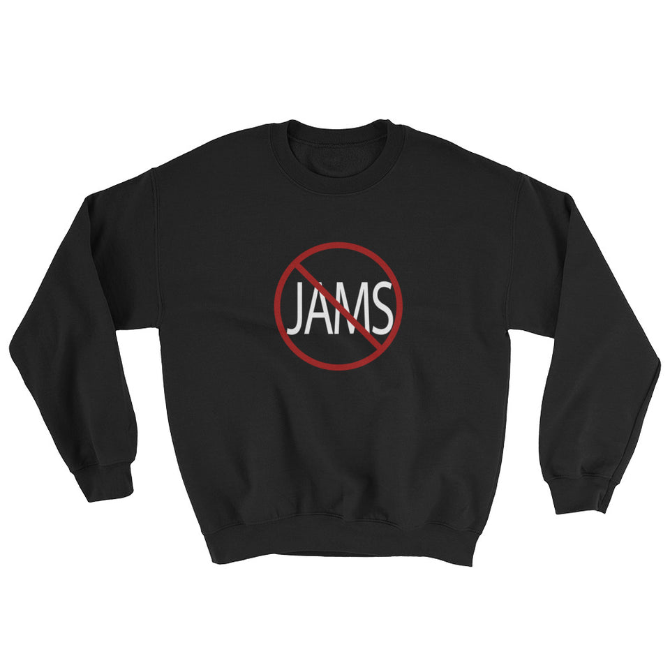 No Jams X Sweatshirt (US Size)