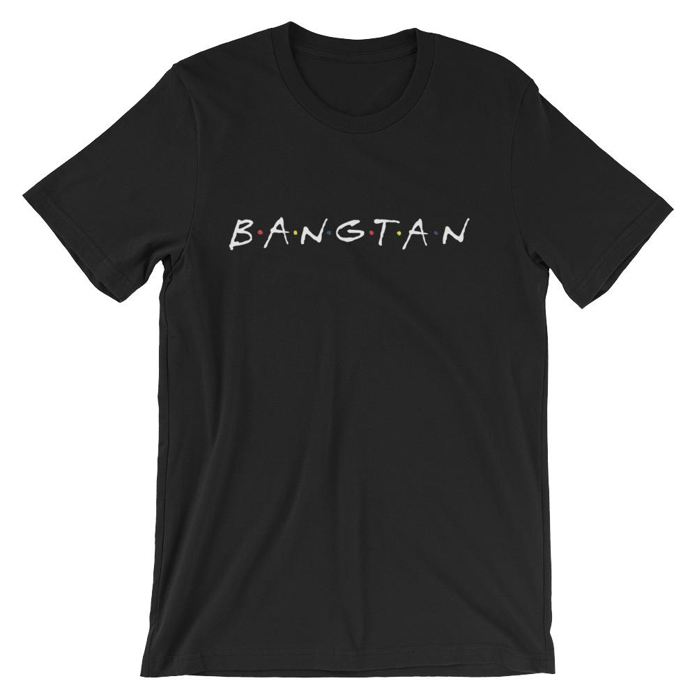 BTS Friends Tee (US Size)