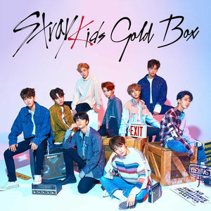 Stray Kids Gold Box (Pre-Order)