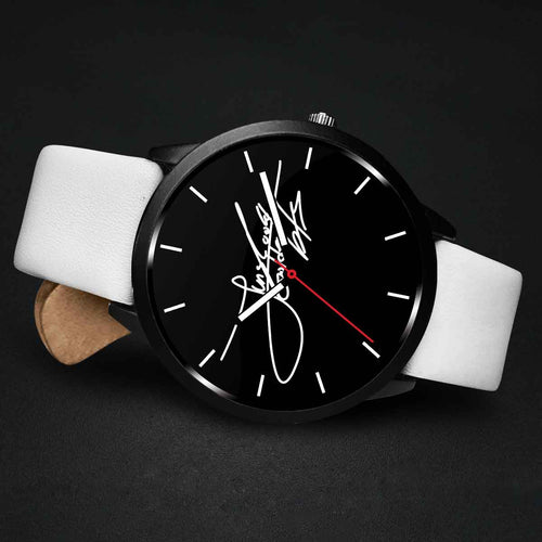 Jungkook Signature Watch