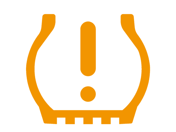 TPMS warning icon