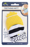 Pineapple Teething Mitt
