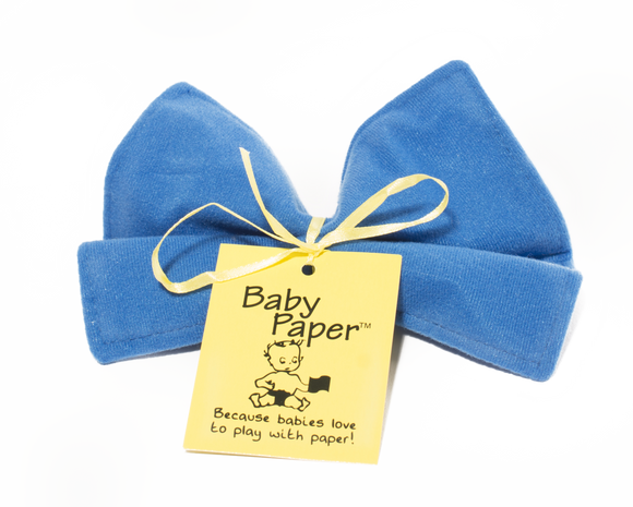 Blue Baby Paper