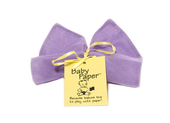 Lilac Baby Paper