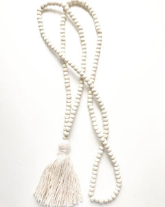 EXTRA RAW EXTRA LONG Teething Mala