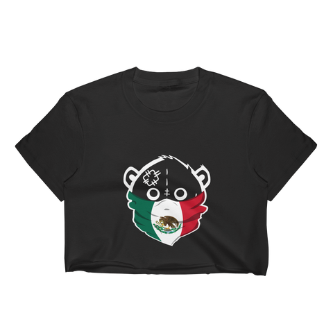 Chicano Flagship Women's Crop Top
