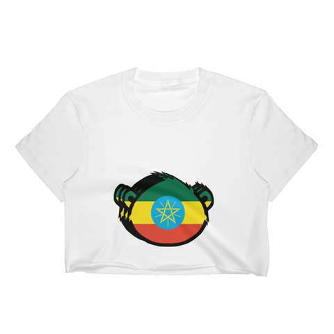 Habesha Flagship Women's Crop Top