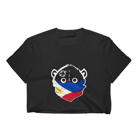 Pinoy Flagship Women's Crop Top