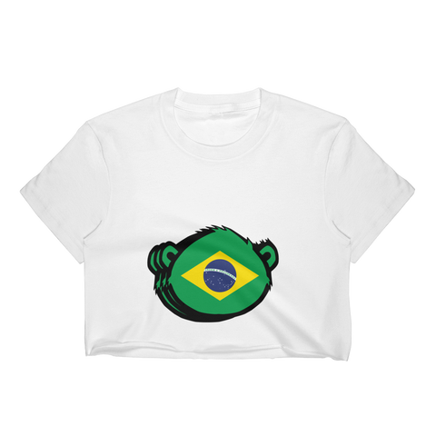 Brazil Flagship Women's Crop Top
