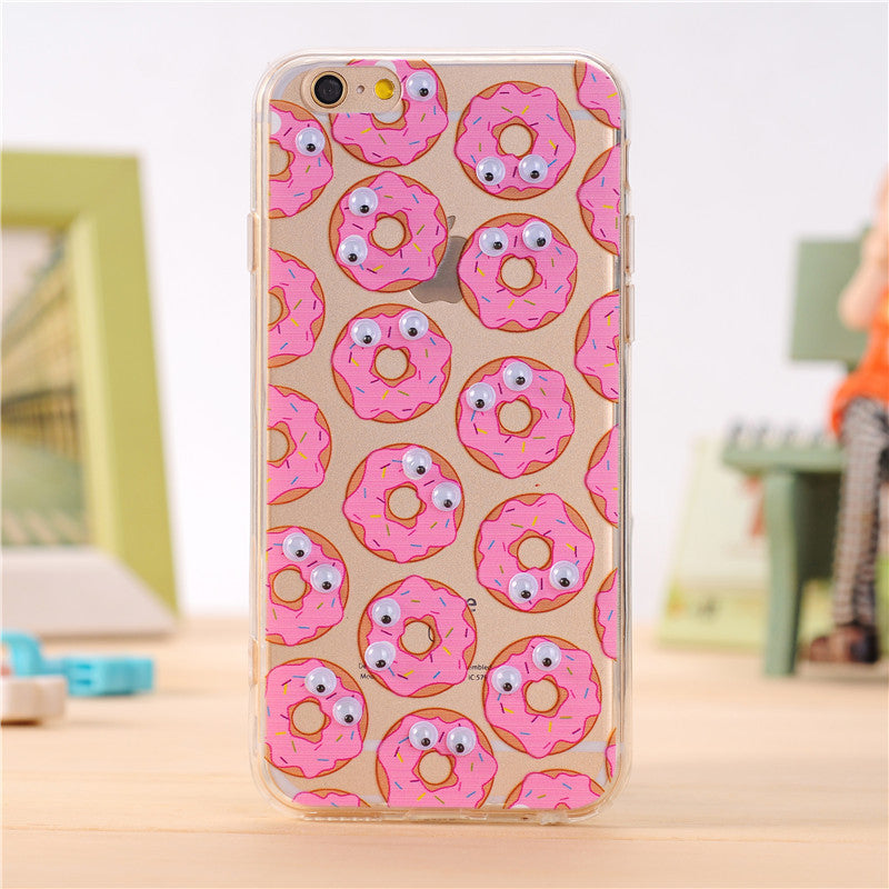 Doughnut iPhone Case