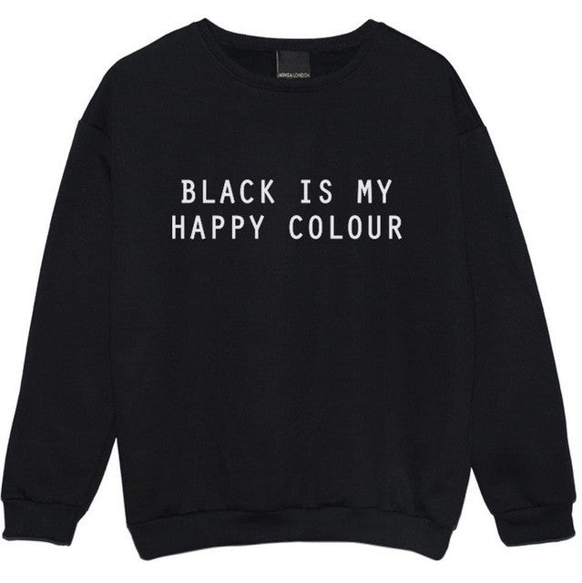 Happy Colour Sweatshirt