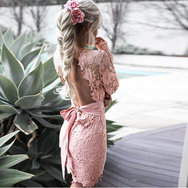 Tay Lace Dress