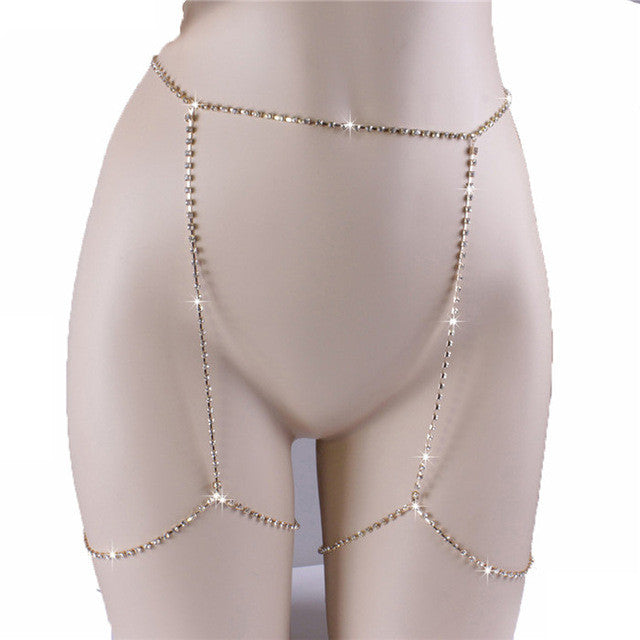 Parker Thigh Chain