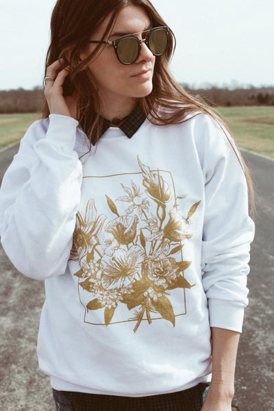 Garden Tour Sweatshirt