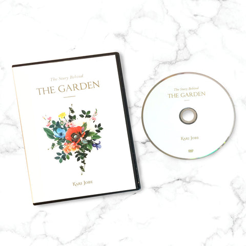 The Story Behind The Garden (DVD)