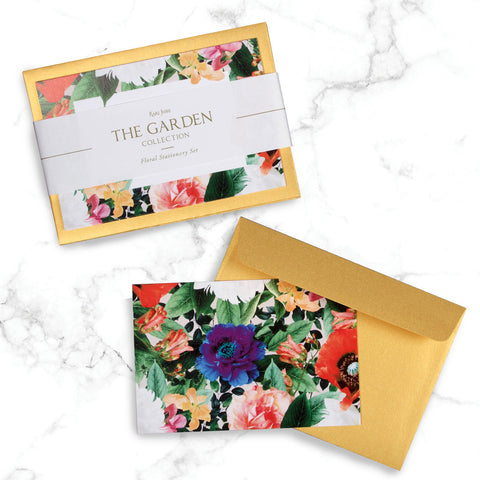 The Garden Notecards