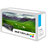 endurgert dufthylki Brother® TN 135 Cyan,