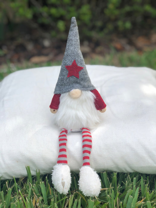 Plush Christmas Gnome