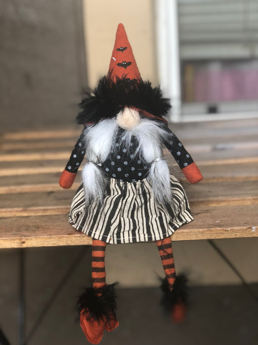 Limited Edition Halloween Gnome by Kathy Diep.