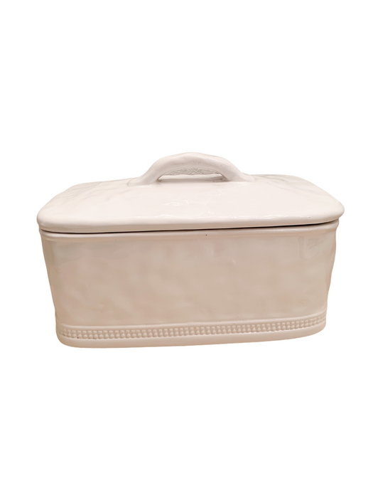 Blank Ceramic Storage Box